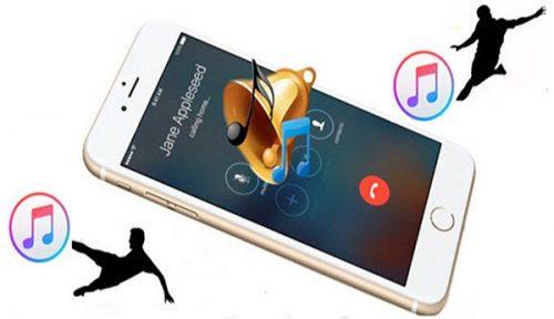 cài nhạc chuông iphone